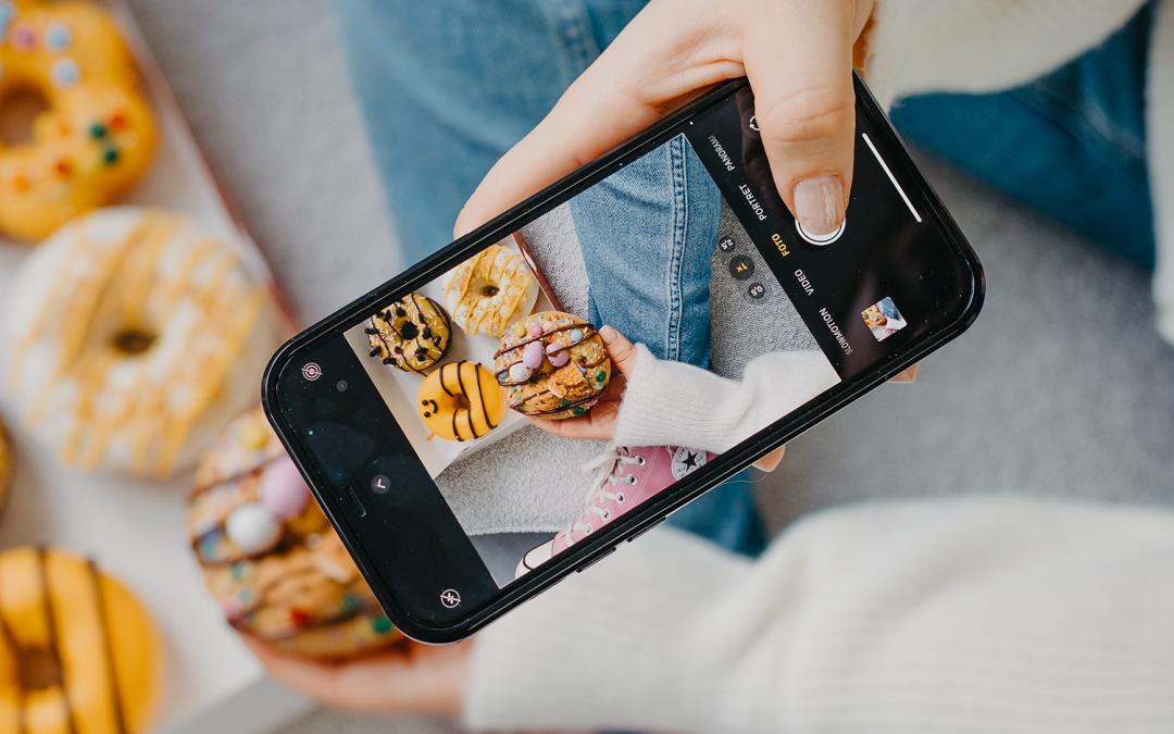 Drie tips om direct je food foto's te verbeteren